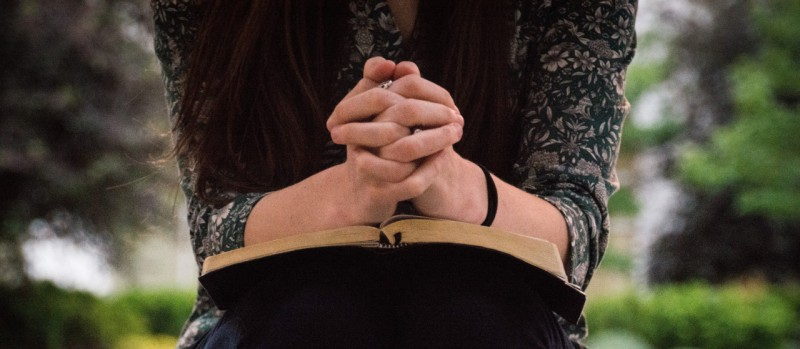 A Few Thoughts OnPrayer